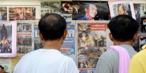 Censorship in Thailand spans from controls on academic seminars to the media.