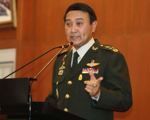 """General Udomdej Sitabutr is another """"Eastern Tiger"""" who has made his way to the top of the Army, succeeding his elder """"tiger"""" General Prayut Chan-o-cha."""