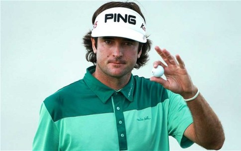 """Gerry Lester """"Bubba"""" Watson, Jr. is an American professional golfer who plays on the PGA Tour. One of the few left-handed golfers on tour, he is a multiple major champion, having won the Masters Tournament in 2012 and 2014"""