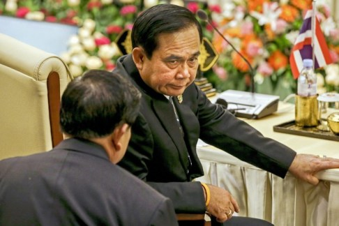 Gen Prayuth Chan-o-cha ordered the NCPO to bring in Dr. Surapong Tovichakchaikul,