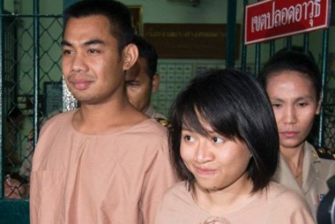 Human rights groups slam jailing of two Thai students for 'royal insult' in university play