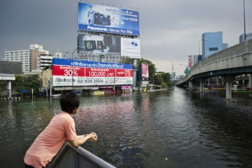 A new UN report says Asia will bear the brunt of climate change