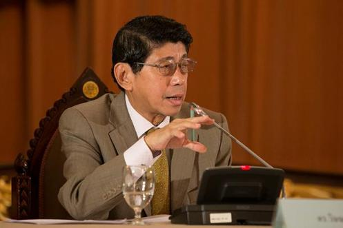 The early general election called for by former prime minister Chavalit Yongchaiyudh is not possible, Deputy Prime Minister Wissanu Krea-ngam said
