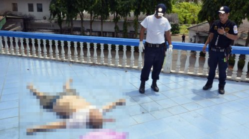 Briton Ronald Rymer, 69, Sadly Joins Thailand's Balcony Jumping Club