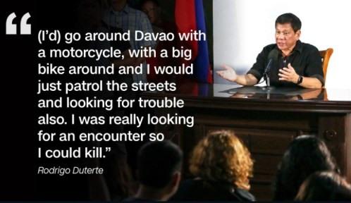 "UN High Commissioner Says Philippine President Rodrigo Duterte ""Committed Murder"""