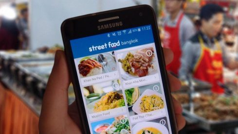 Thai Street Food App to be Launched for Chiang Mai – Chiang Rai