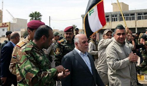 Iraqi Declares Tal Afar Town 'Fully Liberated' from Islamic State