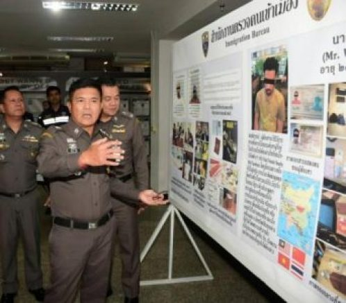 Police in Bangkok Arrest Two Nigerians and an Indian National for Running Online Romance Scams