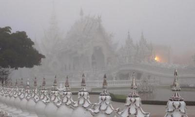 Chiang Rai Residents Warned to Brace for Cold Weather and Fog