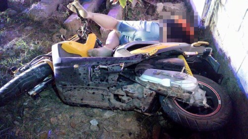 Road Accidents Involving Tourists Using Rented Motorbikes on the Rise
