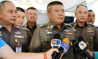 Search by Chiang Rai Provincial Police and Soldiers for Clues into Shooting Ambush of Hmong Headman Comes Up Empty