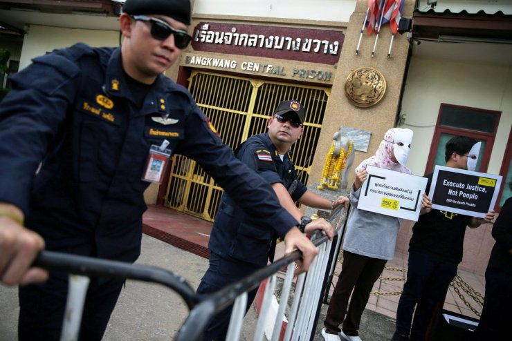 Thailand Green-lights Execution of 26 Year-old Man by Lethal Injection