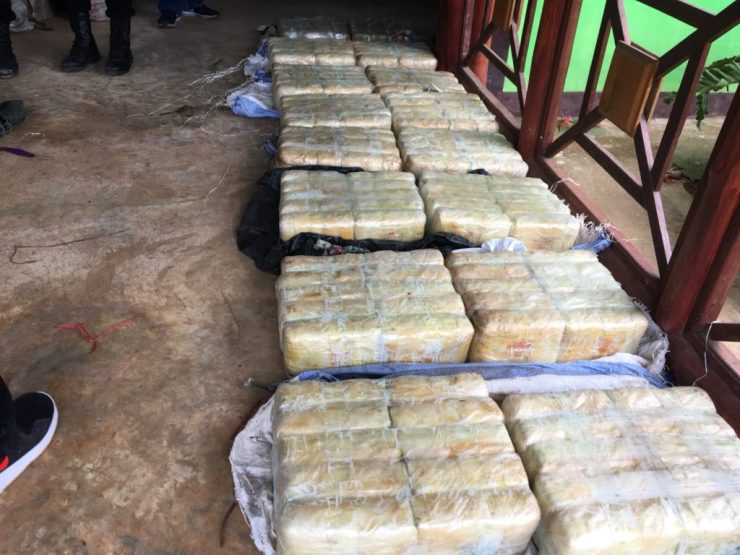 Army Rangers Thwart Massive Drug Shipment in Thoeng District of Chiang Rai