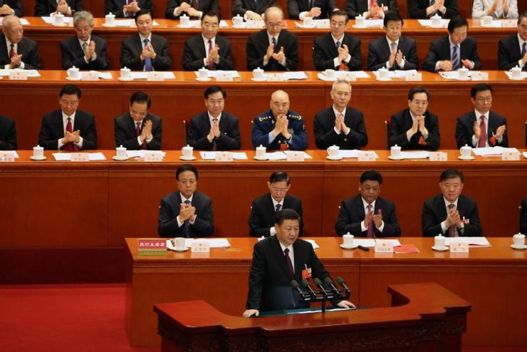 Chinese President Xi Jinping Calls for Taiwan's Peaceful Reunification with China But Warns Military Force