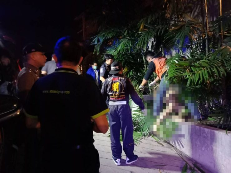 51 Year-Old South Korean Tourist Falls to His Death from Hotel Balcony in Pattaya