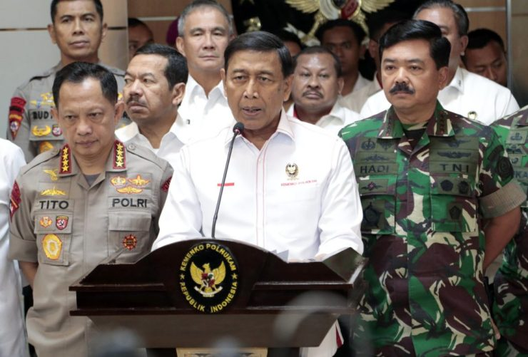 Indonesian President Joko Widodo Claims Victory in Disputed Election
