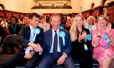 EU Elections Sees a Surge in Anti-Globalist Right Wing Nationalists