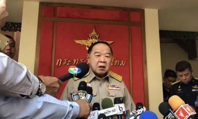 Thailand's Deputy PM Prawit Says Senate Seat for PM's Brother Not Cronyism
