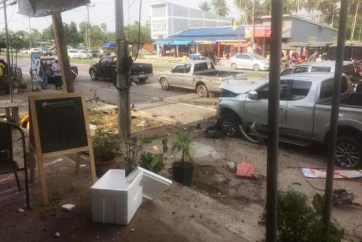 Four Dead, Eight Wounded After Islamic Insurgent Attacks in Southern Thailand