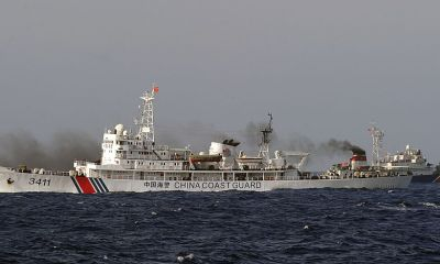 China's Top General Vows Military Action if Taiwan, South China Sea Claims Opposed