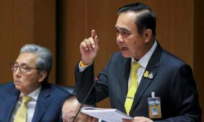 Thailand's Ombudsman Rules Thai PM's Oath Taking Unconstitutional
