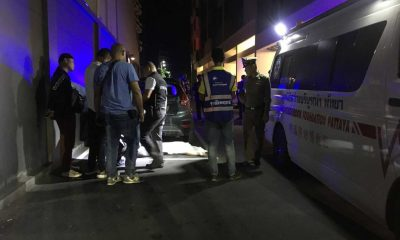 49 Year-old American Arrested for Allegedly Stabbing His Wife in Pattaya, Thailand