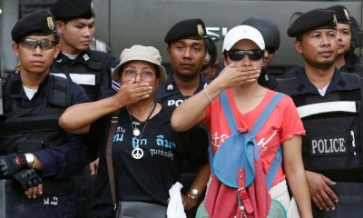 Myanmar Men Sentenced to Death Seek Clemency from Thailand's King