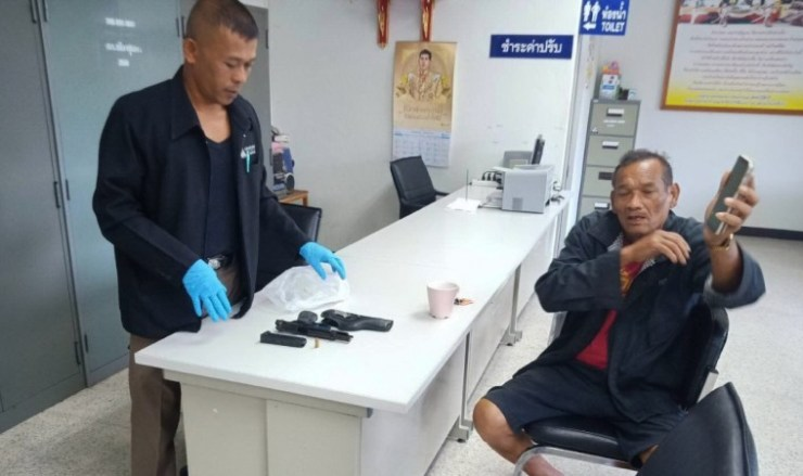 Man Kills 2 Women and Girl 13 Over Debt in Southern Thailand