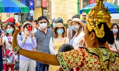 Chinese coronavirus Thailand