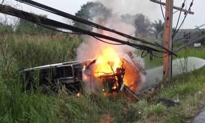 CTN News- Vehicle accident