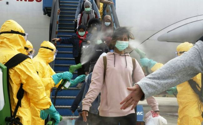 South Korea Issues Covid 19 Virus Travel Warning For Thailand