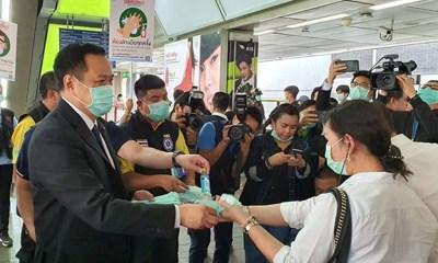 coronavirus thai health