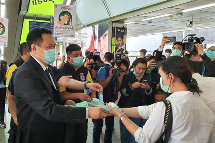 Thailand's health minister