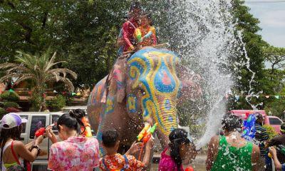 Songkran Thailand 2020