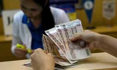 Thai Baht, Economy, Thailand, Bank