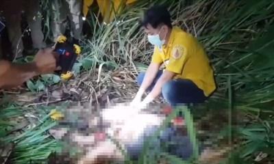 Cops hunt Myanmar man accused of killing boy