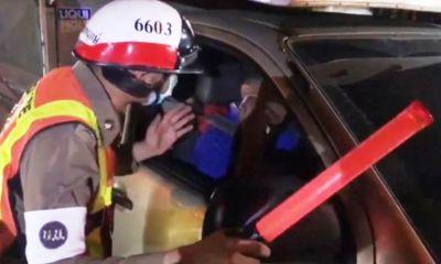 Thailand, Emergency Decree, covid-19
