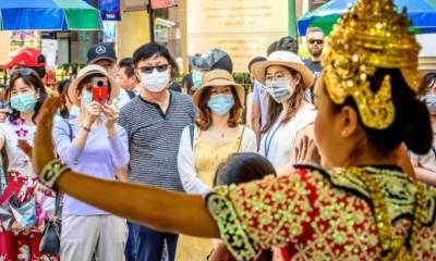 Tourism Thailand, Coronavirus, Tourists