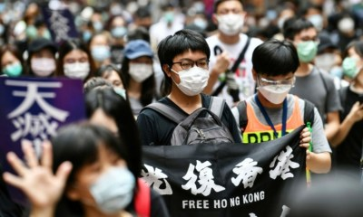China, communists, hong kong, security law