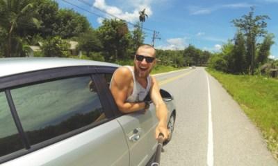 selfie-drive holidays, Thailand, tourism