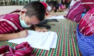 online school classes poor children