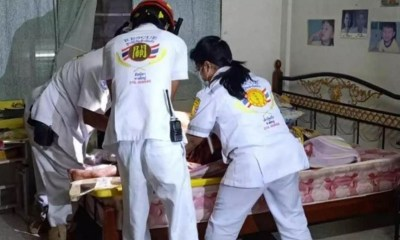 Teen Boy, Stabbed Mother, Southern Thailand