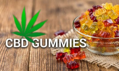 CBD, Gummies, welness