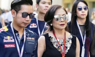 Red Bull heir, Thailand, Police