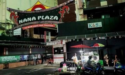 Thailand Entertainment Venues, emergency decree