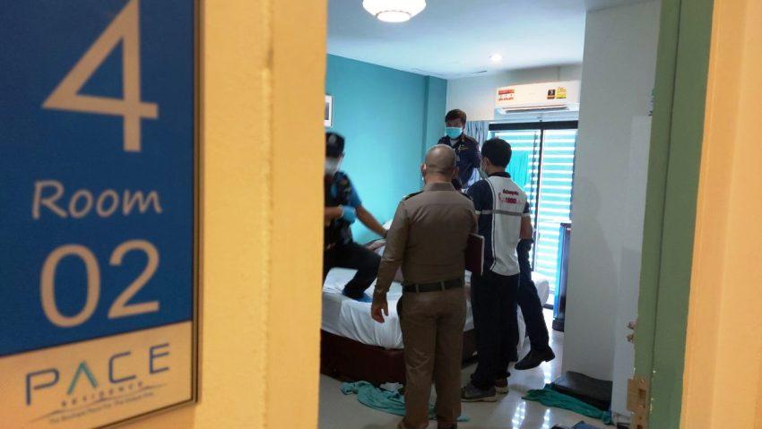 Police, Pattaya, Australian dead