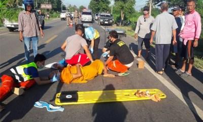 Killed, Motorcycle, NAKHON RATCHASIMA, Thailand