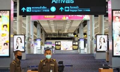 Diplomats, Thailand, Covid-19 Coronavirus, Travel Bubble