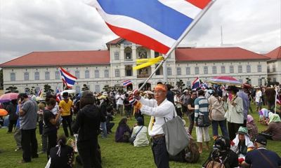 Thailand ,Anti-Government, Protestors