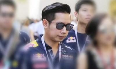 Red Bull heir, mr Vorayuth, royal thai police, Thailand